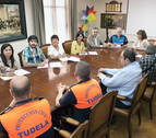 160.000 euros en ayudas al voluntariado de Protección Civil en Navarra