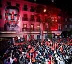 El PSOE logra la mayoría absoluta en el Senado