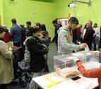 El PSOE se acerca a Navarra Suma, que pierde casi 4.000 votos riberos