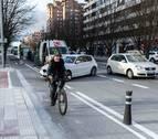 La movilidad, una polémica constante en Pamplona