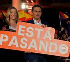 Rivera se abre a pactar con el PSOE en ayuntamientos y autonomías