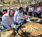 El Concurso de Guisos de la Asociación de Jubilados La Ribera reúne a 20 grupos