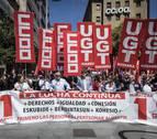 CC OO y UGT pedirán en Pamplona el 11 de febrero la subida del SMI