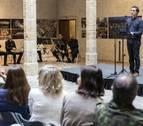 Roban la Medalla de Oro de la exposición 'Cien años con La Pamplonesa'