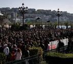 Las defensas de los encarcelados en San Sebastián recurren la prisión