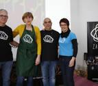 5.000 pinchos en Pamplona para ayudar a refugiados en Grecia