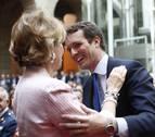 Casado y Aguirre achacan a la etapa de Rajoy la pérdida de votos del PP