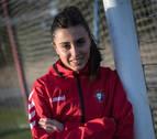 María Celigueta vuelve a jugar después de ocho meses lesionada