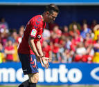 Osasuna se quedó sin marcar 21 partidos después