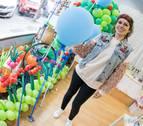 Tudela premia a los mejores escaparates con verduras