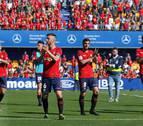 Osasuna logra un valioso empate en Alcorcón para encarrilar el ascenso
