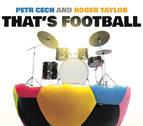 El portero Petr Cech y el batería de Queen graban una canción con fines benéficos
