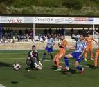 El Izarra se lleva un punto injusto y cruel ante el Oviedo en Merkatondoa