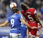 El Oviedo salva un punto de oro ante el Granada en la recta final