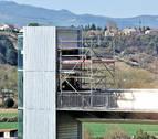 El ascensor de Echavacoiz supera los dos meses sin ponerse en marcha