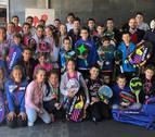 La tercera prueba del Circuito Navarro de Menores contó con 110 jugadores