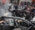 Hamás e Israel acuerdan un alto el fuego tras la última escalada de violencia