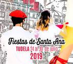 Laura Casajús gana el concurso de carteles de las fiestas de Tudela