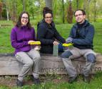 Biomaratón de invertebrados en el campus de la UN