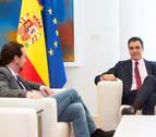 Iglesias no aclara si habrá Gobierno de coalición tras reunirse con Sánchez