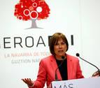 Barkos insta a negociar el Convenio en paralelo a los Presupuestos del Estado