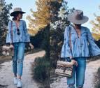 Blusa con vaqueros: El combo perfecto para primavera