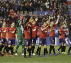 El estadio de El Sadar es el muro rojo de Europa