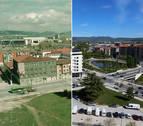IMAGEN INTERACTIVA | Cuando cambió... El barrio de Arrosadía