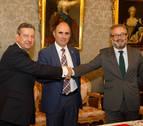 Acuerdo de Gobierno de Navarra, Iberdrola y Siemens Gamesa en materia energética