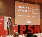 El PSN sigue adelante en su intento de gobernar Navarra pese al rechazo de Ferraz