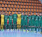 Osasuna Magna busca encarrilar la eliminatoria de cuartos en la pista del Jaén