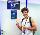 Miki pisa por primera vez el escenario de Eurovisión