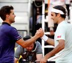 Thiem vuelve a ser el verdugo de Federer en tierra