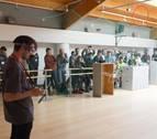 Más de 100 jóvenes conectan con el primer encuentro 'maker' de Estella