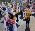 El dolor de miles de mexicanos con hijos desaparecidos en el Día de la Madre