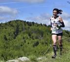 La selva de Irati acogió a más de 300 corredores