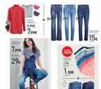 Crece la moda de comprar ropa en el súper y Carrefour le pisa los talones a Zara