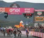 El Giro se pospone debido a la epidemia de coronavirus