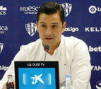 Francisco anuncia su salida del Huesca a final de temporada