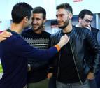 """M. Flaño: """"Espero que Jagoba Arrasate sea entrenador en Osasuna muchos años"""""""