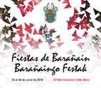 Barañáin ya tiene su cartel anunciador de las fiestas