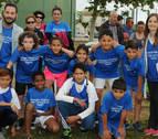 El Valle del Aragón reeditó sus Olimpiadas en Figarol