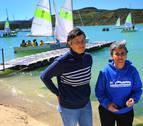 Qué fue de... las regatistas navarras Susana Nagore y Ana González