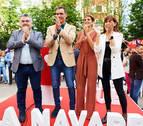 """Sánchez dice que gobierna el PSN o el nacionalismo """"paralizará"""" Navarra"""