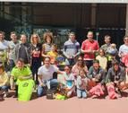 Ladrero-Campo y Colomina-Martínez ganan la 3ª Prueba del Circuito Ribera de Navarra