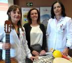 El Hospital San Juan de Dios de Pamplona presenta su programa de musicoterapia