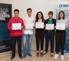 Elena Esteban, del colegio Luis Amigó, gana la VI Olimpiada de Historia de Navarra
