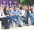 Iglesias pide la entrada de Podemos en el próximo Gobierno de Navarra