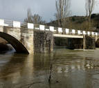 En junio comienzan las obras de reparación de los puentes de Eguíllor y Lerín