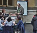 """La """"insuficiente"""" reversión de los recortes marca las elecciones sindicales en Navarra"""